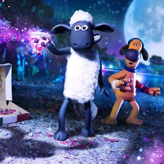Shaun the Sheep farmageddon teaser script portfolio image